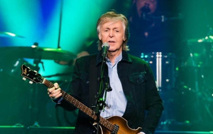 Paul McCartney u prosincu izdaje novi album