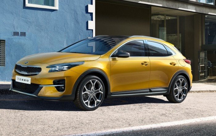 Kia XCeed osvojio dizajnersku nagradu Red Dot za 2020.