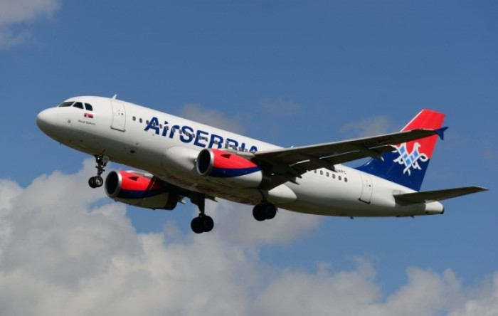 Air Serbia i u oktobru leti do Splita
