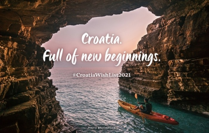 Croatia Full of New Beginnings: Nova kampanja za hrvatski turizam