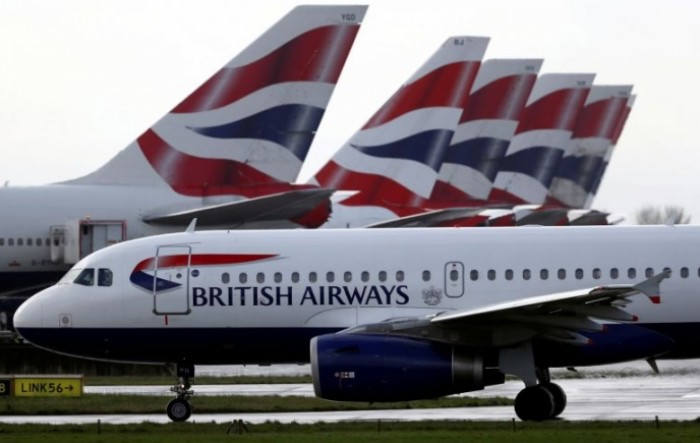 British Airways otpušta 350 pilota