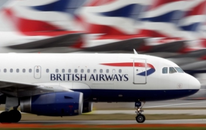 British Airways obustavlja rad za oko 36.000 zaposlenika