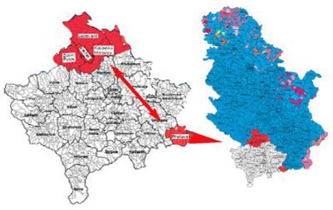 Na Sajtu Eu Objavljena Mapa Srbije Bez Kosova Seebiz Eu