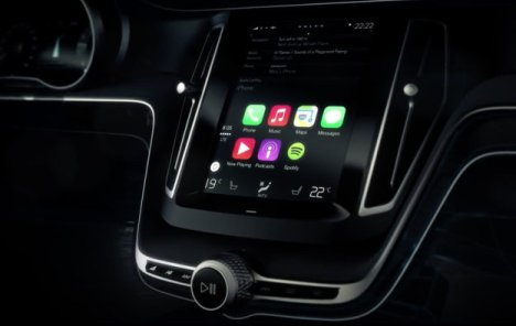 Novi Volvo XC90 imat će Apple CarPlay
