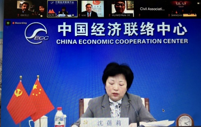 CSEBA na video konferenciji CHINA-CEE Countries Business Dialogue