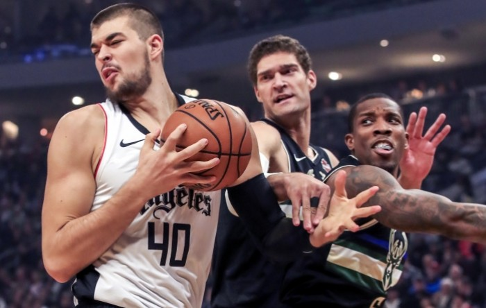 Zubac vrlo dobar, Clippersi izgubili u Washingtonu