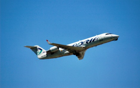 Adria Airways obustavlja letove za London