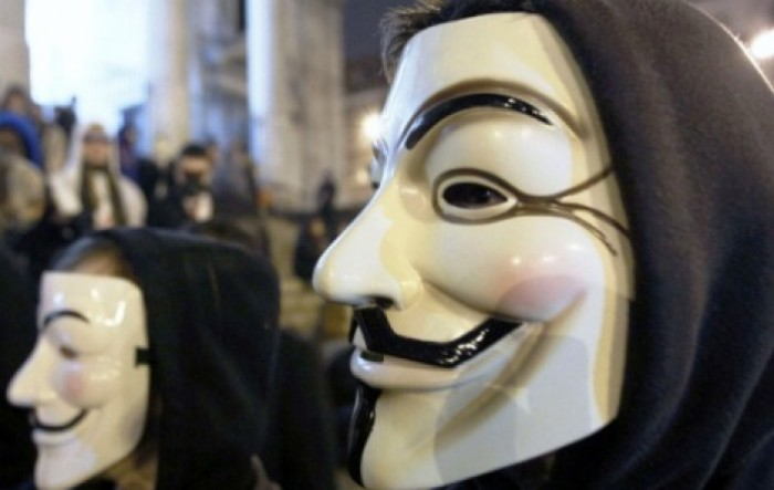 Hakeri iz Anonymous Groupa napali web Nove24TV