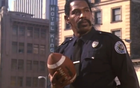 Umro Bubba Smith, Hightower iz Policijske akademije