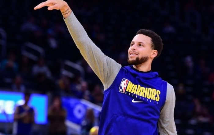 Stephen Curry se vraća na NBA terene