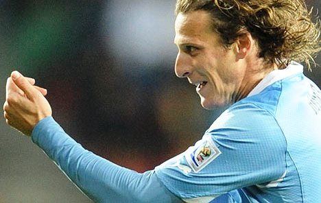 Fox Sports: Diego Forlan prelazi u Barcelonu