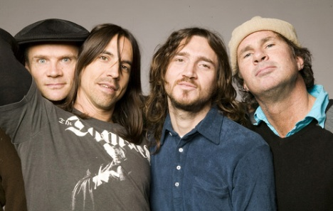 Red Hot Chili Peppers na Super Bowlu