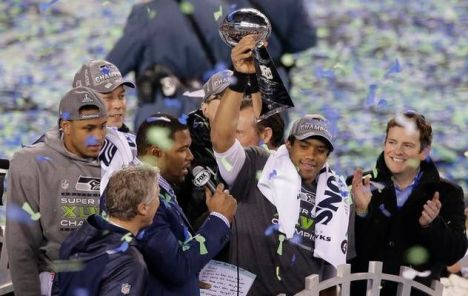 Seattle Seahawksi osvojili Super Bowl